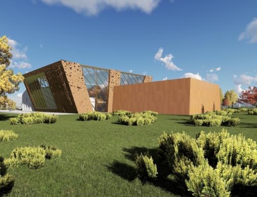 Projekt rozbudowy muzeum